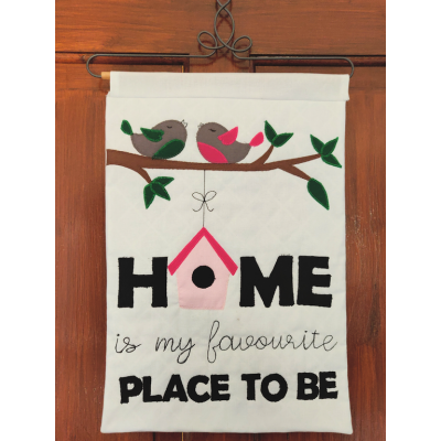 """Home"" Wall Hanging..."